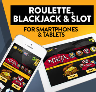 Roulette, BlackJack, Slot